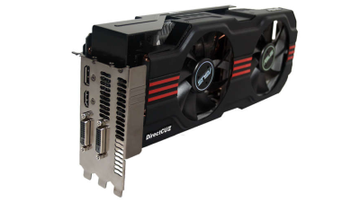 Grafikkarte: Asus Geforce GTX 680 DirectCU 2 TOP im Test