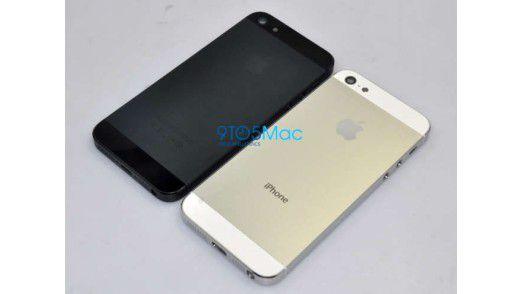 Das angebliche Foto eines Apple iPhone 5.