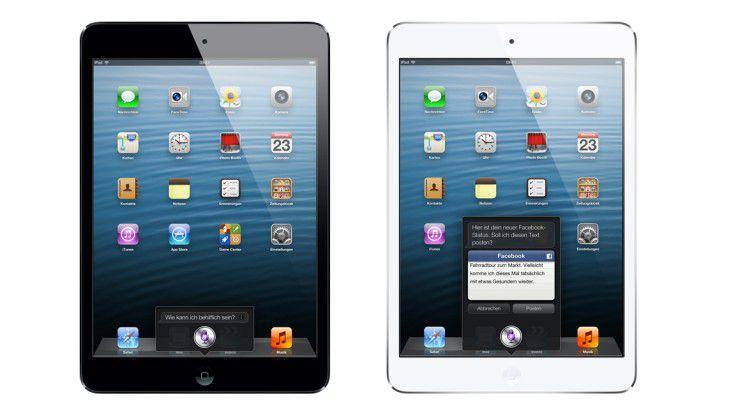 Mitmachen und einen iPad mini gewinnen!