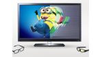 3D-TV: 2D-Inhalte auf 3D-Fernsehern und 3D-Monitoren - Foto: LG