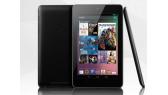 Das Google-Tablet Nexus 7 - Foto: Google