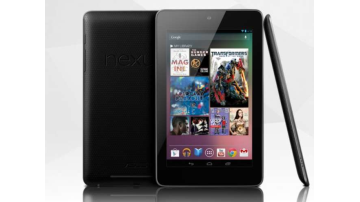 Das Google-Tablet Nexus 7