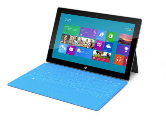 Microsofts Gegenangebot: Surface RT