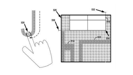 Google lässt sich eine Handschuh-Gesten-Steuerung patentieren.
