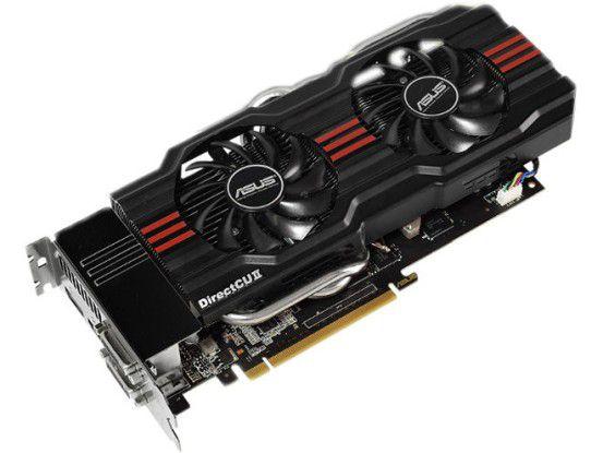 Asus Geforce GTX 660 Ti DirectCU 2 TOP im Test