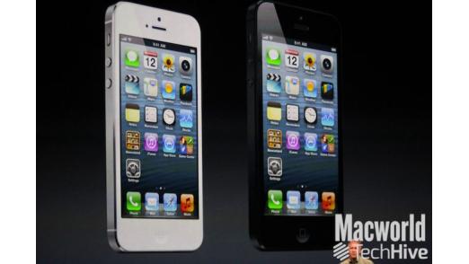 Das neue iPhone 5: Das Flagschiff von Apple.