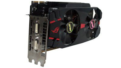 Overclocker-Grafikkarte: Asus Matrix HD 7970 Platinum im Test