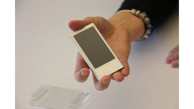 Siebte Generation : iPod Nano 2012 im Test