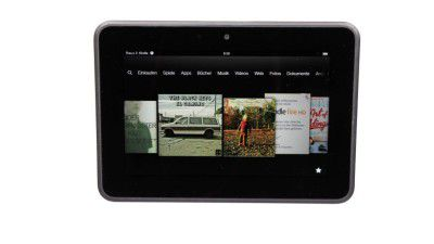 Tablet-PC: Amazon Kindle Fire HD im Test
