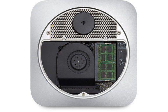 Mac Mini wird mit Fusion Drive schneller