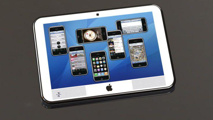 Unter den Teilnehmern verlosen wir das neue iPad2 von Apple.