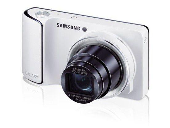 Samsung Galaxy Camera im Test
