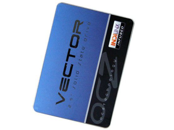 Test: OCZ Vector 256GB