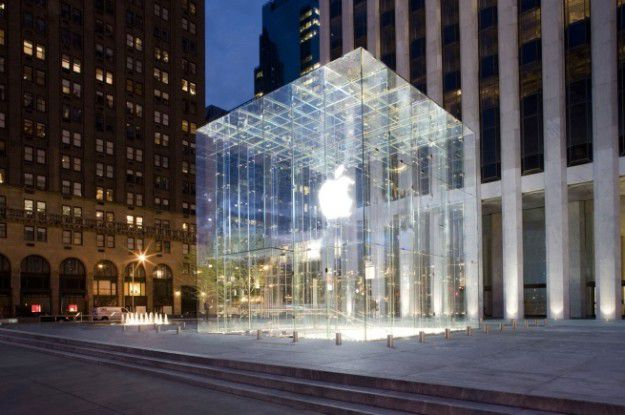 Apple Store in Manhattan