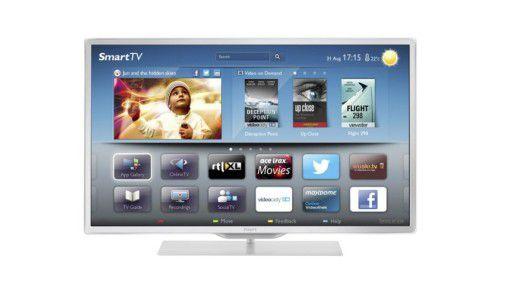 Moderne Smart-TV-Geräte bieten meist große Displays, hohe Auflösungen und zahlreiche Zusatzfunktionen