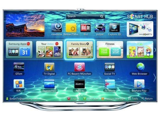 Samsung UE40ES7090