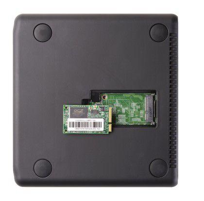 Einbau eines SSD-Speicher in eine Drobo Mini