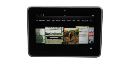 Kindle Fire: Neue Amazon-Tablets bekommen hochauflösende Displays