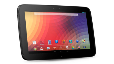 Tablet-PC: Google Nexus 10 im Test - Foto: Google