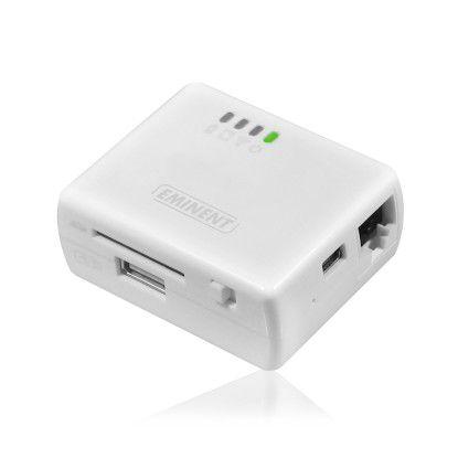 Eminent EM4610 WiFi Travel Reader