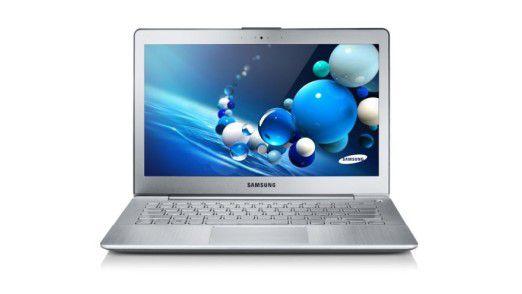 Samsung zeigt auf der CeBIT vier neue Notebooks.