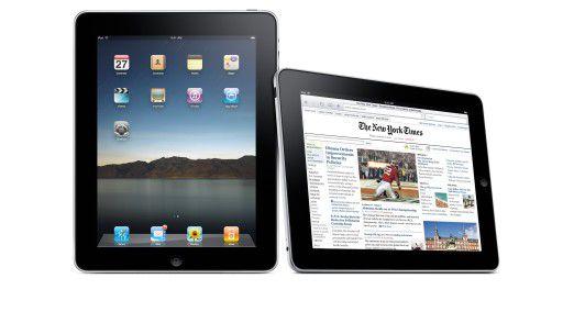Das aktuelle iPad wird im April 2011 ein Jahr alt.