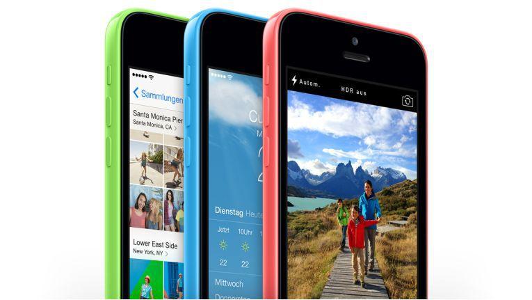 Wann bekommt das 2013 vorgestellte iPhone 5c einen Nachfolger?