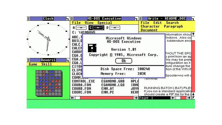 Dateimanager Windows 1.0