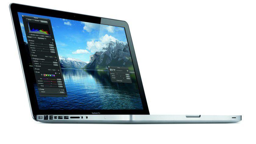 Teurer, aber auch schneller: das neue Macbook Pro 15 Zoll.