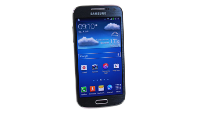 Android-Smartphone: Samsung Galaxy S4 Mini im Test