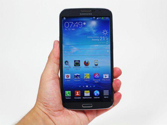 Das Samsung Galaxy Mega 6.3
