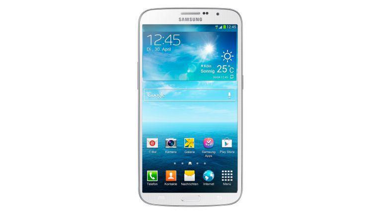 11ac im Riesen-Smartphone: Samsung Galaxy Mega