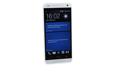 Android-Smartphone: HTC One Mini im Test