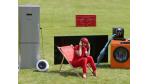 Internationalen Funkausstellung in Berlin: Miss IFA zeigt die Highlights der IFA 2013 - Foto: IFA