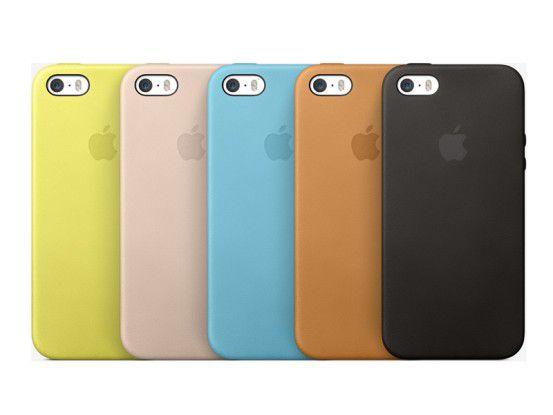 Ganz aus Leder und passend zum High-End-iPhone: Das iPhone 5S Case.