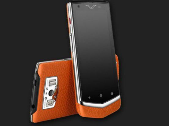 Das Edel-Handy Vertu Constellation