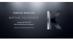 """Kapture the Moment"": Stellt Samsung das Galaxy K Zoom noch Ende April vor? - Foto: Samsung"