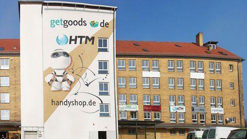 GetGoods-Zentrale in Frankfurt an der Oder