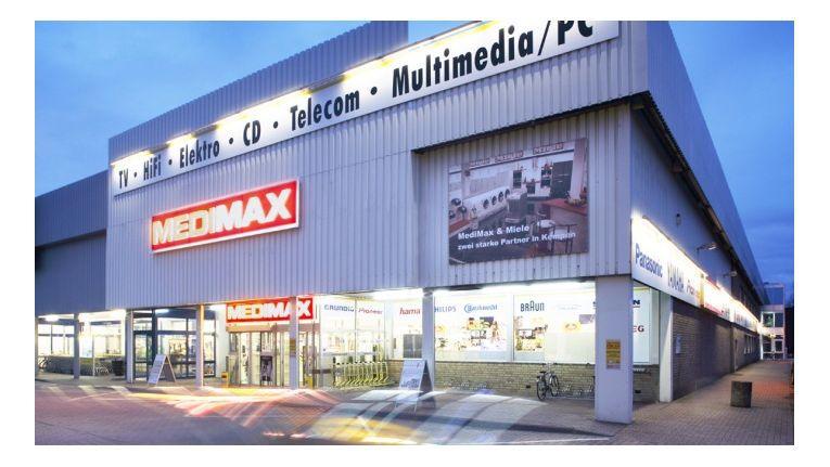 Die Fachmarktkette Medimax soll modernisiert werden