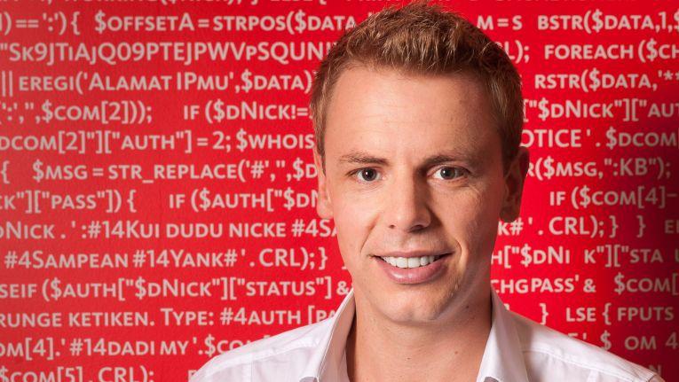 """Philipp Wolf, Vice President Protection Labs bei Avira: """"Unisere Virenlaborev verzeichnen eine enorme Zunahme an Android-Malware."""""""