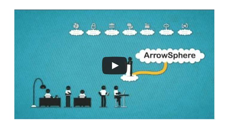 ArrowSphere bündelt unterschiedliche Cloud-Angebote für den Channel in einer Plattform.