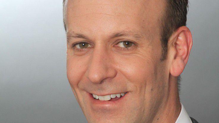 Peter Goldbrunner, Director Partner Sales, führt interimsweise die Region Zentraleuropa.