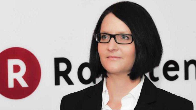 Vom Rakuten-CEO zum Controller heruntergestuft: Tradoria-Gründerin Beate Rank.