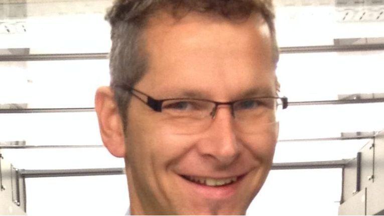 """Sven Stiefvater, Leiter Hosting Services bei Bechtle-IT-Systemhaus Friedrichshafen: """"Kunden orientieren sichbewusst an Lösungen Made in Germany."""""""