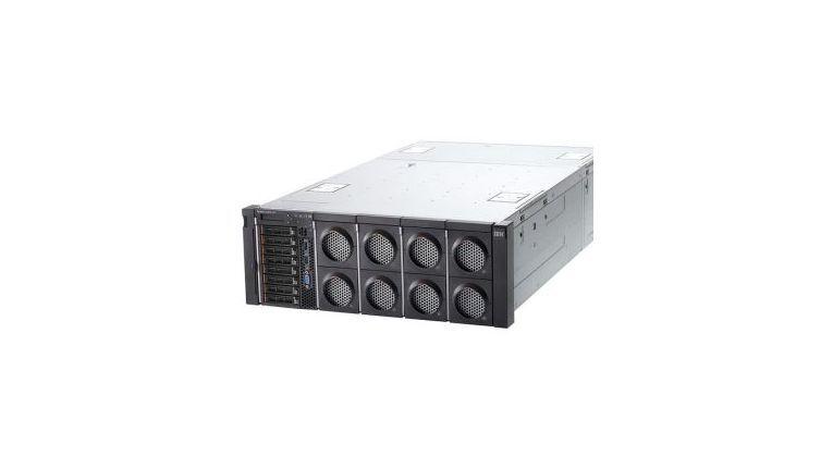 Den System x Rack-Server x3850 X6 hat IBM erst kürzlich vorgestellt.