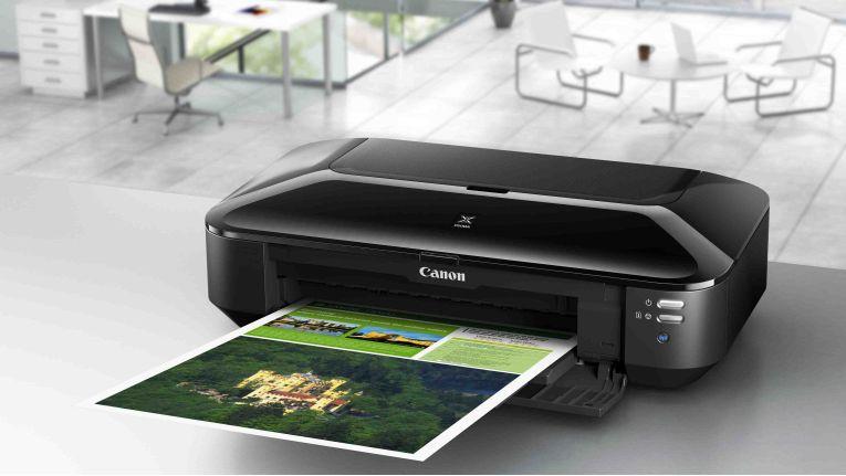 Canon Pixma iX6850:DIN-A3+ Drucker mit WLAN.