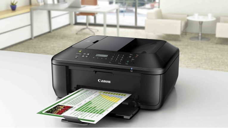 Canon Pixma MX475: Multifunktionssystem für's Home Office.