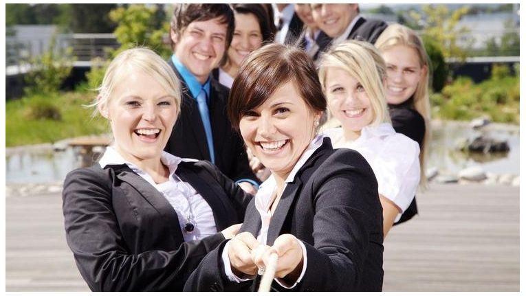 In Vorstellungsgesprächen werden immer auch die Soft Skills abgeprüft: Ist der Kandidat beispielsweise teamfähig?