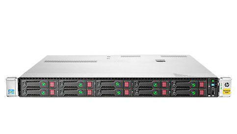 HP Storevirtual 4335 Storage: Appliance nutzt Vorteile verschiedener Laufwerke