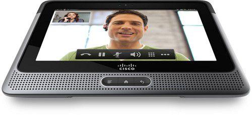 Fokus auf Kommunikation: Das Cisco-Tablet Cius